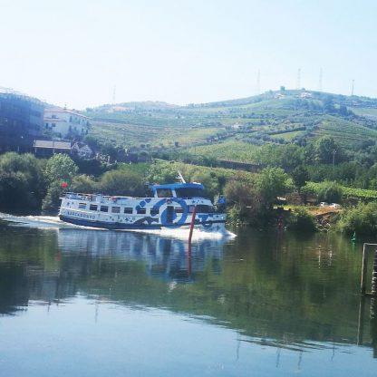 Navegação no rio Douro
