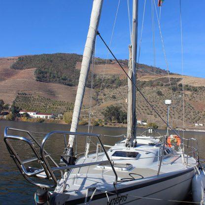 Passeio em Veleiro no Douro e jantar a bordo